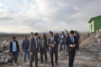 Kars Valisi Türker Öksüz, Çalışmaları Yerinde İnceledi
