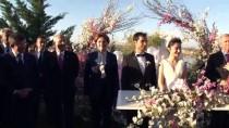 AHMET DAVUTOĞLU - Kılıçdaroğlu Ve Akşener Nikah Şahidi Oldu
