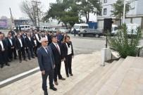 Mustafakemalpaşa'da Muhtarlar Günü Törenle Kutlandı