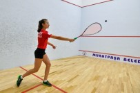 Squash'ta 31 Sporcu İle Ev Sahibi Muratpaşa