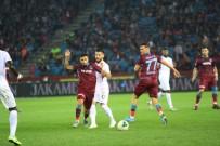 ÖZGÜR YANKAYA - Süper Lig Açıklaması Trabzonspor Açıklaması 2 - Gaziantep FK Açıklaması 0 (İlk Yarı)