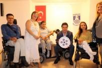 SANAT ATÖLYESİ - Yakaköy Engelli Sevgi Sanat Atölyesi Açıldı