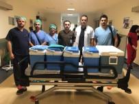 ORGAN BAĞıŞı - 40 Yaşındaki Hastanın Organları 5 Kişiye Umut Oldu