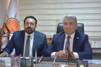 AK Partili Kayaalp'den Mustafa Canbey'e 'Doğalgaz' Teşekkürü