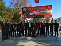 Alaşehir'de 'İtfaiye' Sergisine Yoğun İlgi