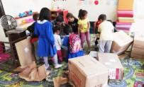 GÜMÜŞDERE - Anaokulu Öğrencileri Oyuncaklarını Uzaktaki Kardeşleriyle Paylaştı