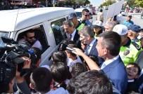 EROL KARAÖMEROĞLU - Ankara'da Bir İlk Açıklaması 3 Boyutlu Yaya Geçidi