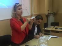 KURA ÇEKİMİ - Araç'ta Okullara TYP Kapsamında Temizlik Görevlisi Alındı