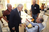 Başkan Deveciler, Huzurevi Sakinleri İle Bir Araya Geldi