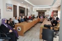 Başkan Özdemir Açıklaması 'Bayanlara Destek Vermek Bizlere Onur Verir'