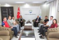 Başkan Öztürk Açıklaması'Türkiye'nin Niagara'sı Olan Kapuzbaşı Şelalesi İçin Çalışmalar Devam Edecek'