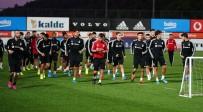 NEVZAT DEMİR - Beşiktaş, Wolverhampton Hazırlıklarını Tamamladı
