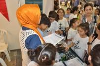 BILGI YARıŞMALARı - 'Bilim Kurdu Projesi' TÜBİTAK Fuarında Yoğun İlgi Gördü