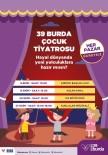 Çocuk Tiyatroları 39 Burda AVM'de