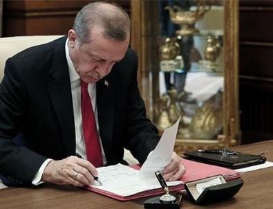 Cumhurbaşkanı Erdoğan imzayı attı! Faizler yarım puan düştü