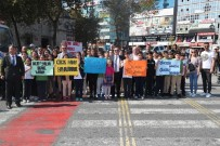 Gaziosmanpaşa'da 'Öncelik Hayatın, Öncelik Yayanın' Etkinliği Düzenlendi