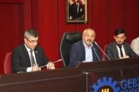 GEBZE BELEDİYESİ - Gebze'de Ekim Meclisi İlk Oturum Gerçekleşti