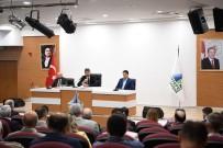 Kartepe'de Ekim Ayı Meclis Toplandı