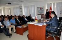 Kızıltepe TSO'da Dış Ticaret Bilgilendirme Semineri Verildi