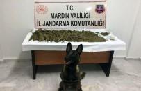 Mardin'de 15 Kilo 500 Gram Esrar Ele Geçirildi
