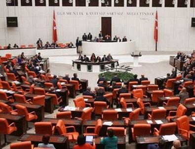 Meclis'te 'Yargı paketi' görüşmeleri başladı