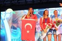 ŞAHİKA ERCÜMEN - Şahika Ercümen Açıklaması 'Kaş'ın Sıcak Mavi Suları Bana Dalışı Çok Sevdiriyor'