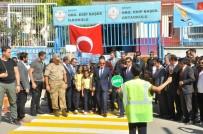 Şırnak'ta 'Yaya Güvenliğinin Nöbetçisiyiz' Uygulaması