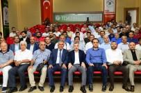 MEHMET ÇıNAR - Yeşilyurt Belediyespor İçin Başkan Adayı