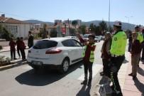 Yozgat'ta 'Yaya Geçidi Nöbeti' Farkındalık Etkinliği