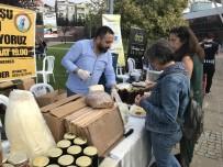 Ataşehir'de Sağlıklı Ve Sürdürülebilir Beslenmeye Dikkat Çeken Şenlik