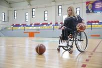 Avrupa'da Forma Giyecek İlk Türk Kadın Basketbolcu Oldu