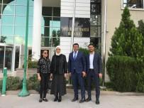 Başkan Çiğdem'den Hüyük'e 2. Etap TOKİ Müjdesi