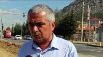 Burdur'da 1 Kişinin Öldüğü Trafik Kazası MOBESE Kamerasında