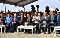 KAMİL OKYAY SINDIR - Çiğli'de Cemevi Temel Atma Töreni