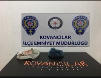 Elazığ'da Uyuşturucu Operasyonu Açıklaması 2 Gözaltı
