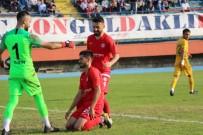 ŞANLıURFASPOR - Gol Kaçıran Oyuncuyu Rakip Takım Kalecisi Kollarında Teselli Etti