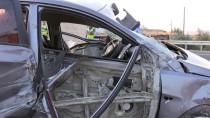 GÜNCELLEME - Mardin'de Başsavcı Ve Adalet Komisyonu Başkanı Trafik Kazasında Yaralandı