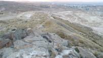 GÖREME - Kapadokya'da 2 Bin Yıllık Roma Mezarları Talan Edildi