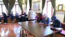 YETENEK SıNAVı - Klasik Türk İslam Sanat Dalları Kurslarda Yaşatılacak