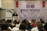 İŞÇİ SENDİKASI - Memur Sen Genel Başkanı Yalçın, Samsun'da Konuştu