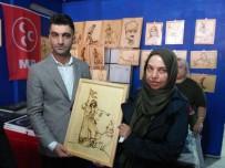 ÜLKÜ OCAKLARı - MHP Malatya İl Kadın Kolları Sergi Düzenledi