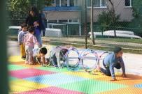 PATLAMIŞ MISIR - Nostaljik Sokak Oyunları Maltepe'de Hayat Buldu