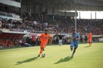 MUSA ÇAĞıRAN - Süper Lig Açıklaması Alanyaspor Açıklaması 2 - Çaykur Rizespor Açıklaması 0 (İlk Yarı)