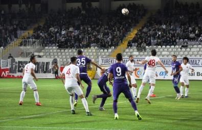 TFF 2. Lig Açıklaması Afjet Afyonspor Açıklaması 2 - Başkent Akademi FK Açıklaması 0