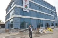 ALI ARSLAN - Yeni Baro Binası Tüm Manisa'ya Hizmet Verecek
