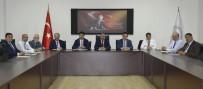 ABANT İZZET BAYSAL ÜNIVERSITESI - ZBEÜ Batı Karadeniz Üniversiteleri Birliği Toplantısına Ev Sahipliği Yaptı