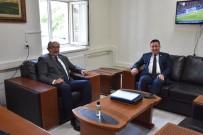 Başkan Beyoğlu'ndan Dışişleri Bakanlığı İrtibat Bürosuna Ziyaret