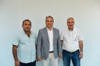 NİYAZİ NEFİ KARA - Başkan Uysal Ermenek'teki Çalışmaları İnceledi