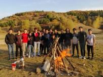 Bil Koleji Öğrencileri Doğa Kampına Girdi