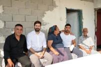 BABA OCAĞI - Boltaç, Barış Pınarı Harekatında Yaralanan Tarsuslu Askeri Ziyaret Etti